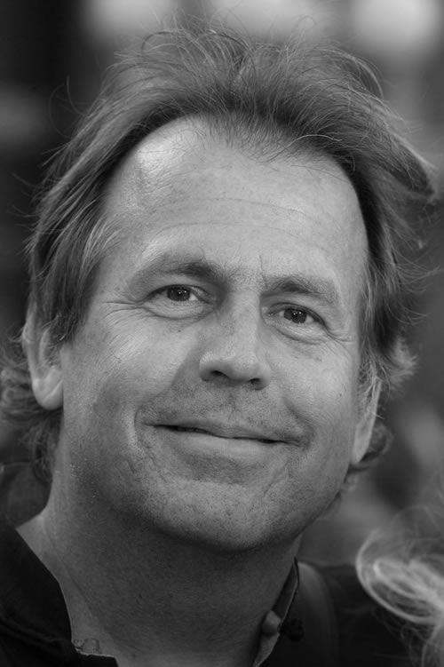 Screenwriter Terry Rossio