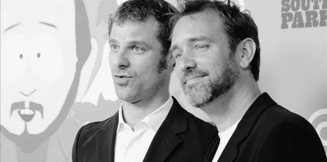 South Park writers/creators Matt Stone & Trey Parker