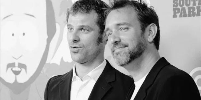 South Park writers/creators Matt Stone & Trey Parker
