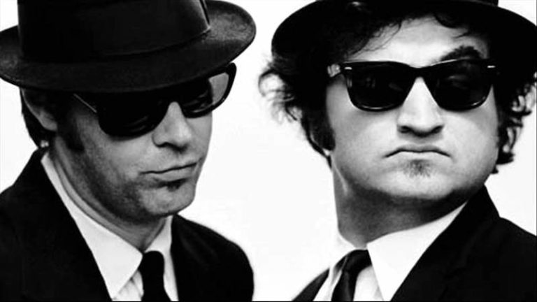 The Blues Brothers know Goal vs. Task