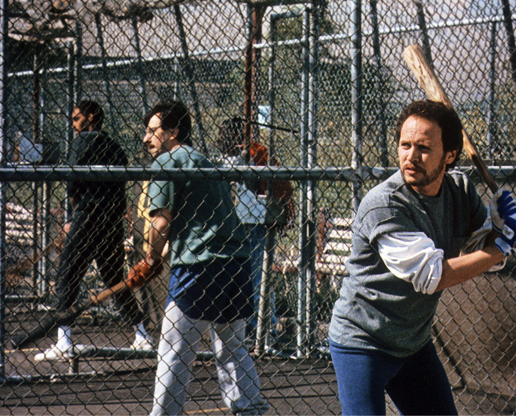 When Harry Met Sally, Harry & Jess at the Batting Cage