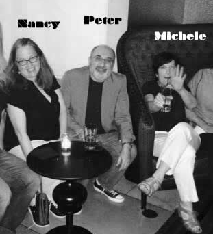 Screenwriters Nancy Bilyeau, Peter Andrews, and Michele Koop, 5150 New York