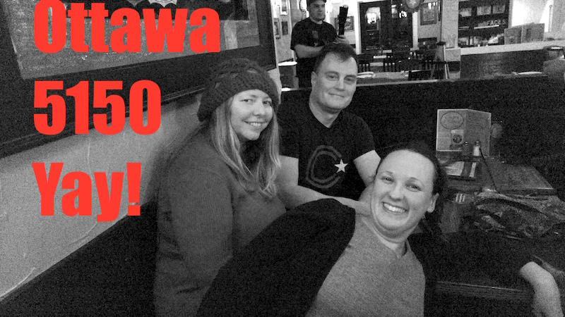 5150 online screenwriting workshop, Ottawa meet up
