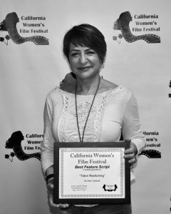 Debi Yazbeck Award, California Women's Film Festival Best Feature Script