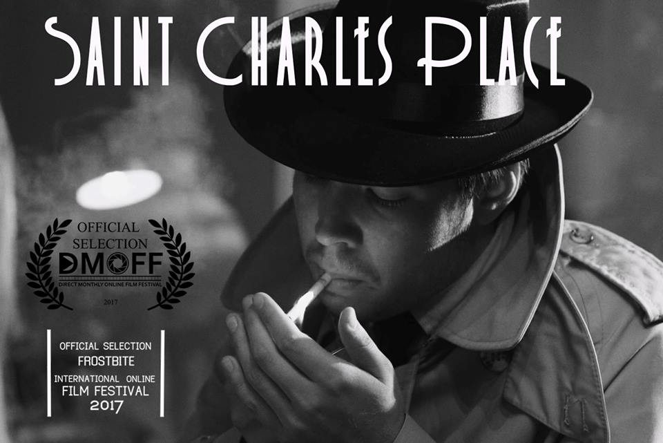 Congratulations to Kristen McNaule for the official selecton of Saint Charles Place by Direct Short Online Film Festival.