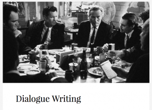 Dialogue Writing