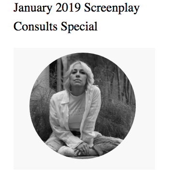 January 2019 Script Consults Special
