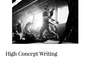 High Concept Writing Sept 2015