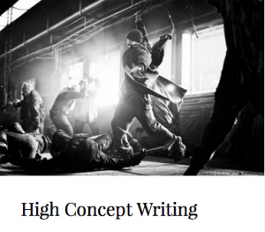 High Concept Writing Sept 2015