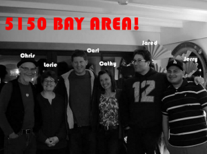 5150 Bay Area, Jan 2016