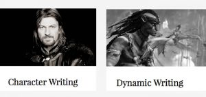 Character Writing & Dynamic Writing, two online screenwriting courses, are coming in March at the AFW.