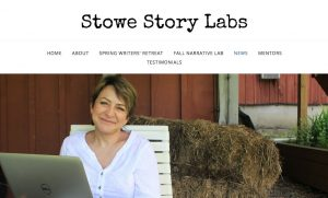 Debi Yazbeck accepted into Stowe Story Lab Spring 2016