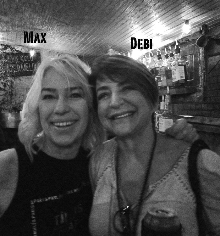 Max Adams and Debi Yazbeck, Stage 32 Party, Austin Film Festival October 2016