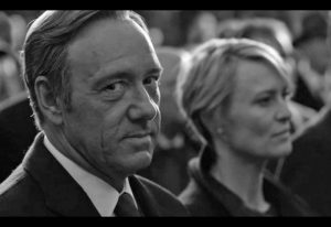Dialogue Writing: House of Cards: Breaking the Fourth Wall
